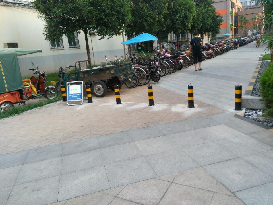 路桩路锥类安装实例